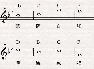 砥砺自强 厚德载物 – HC100 Musical